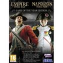 Total War Empire & Napoleon Collection Game Of The Year (GOTY) PC