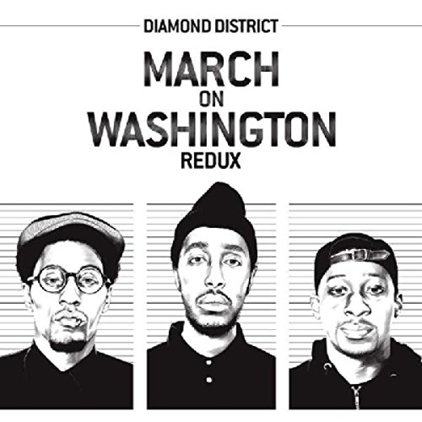 Diamond District - March On Washington Redux Vinyl