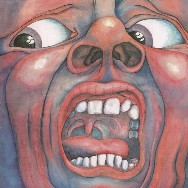 King Crimson - In The Court Of The Crimson King (An Observation By King Crimson) Vinyl