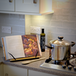 Bamboo Cookbook Reading Stand | M&W - Image 9