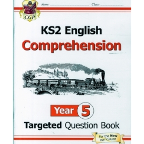 KS2 English Targeted Question Book : Comprehension Year 5