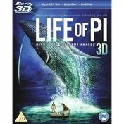 Life of Pi (2013) Blu-ray 3D