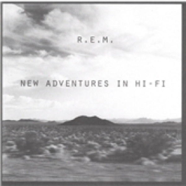 R.E.M. New Adventures In Hi-Fi CD