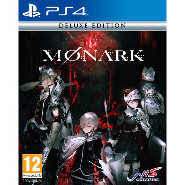 MONARK Deluxe Edition PS4 Game