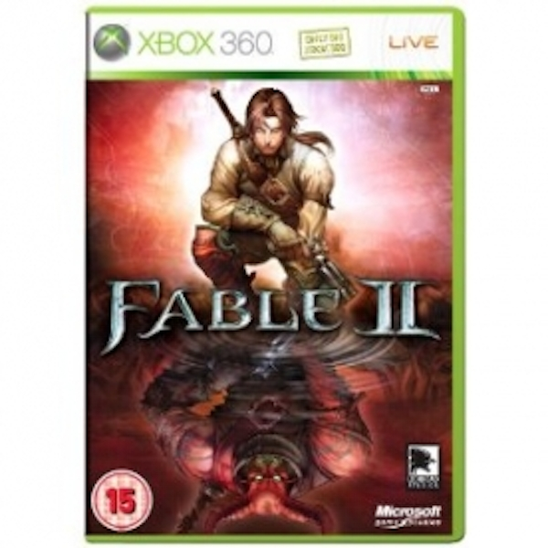 Ex-Display Fable II 2 Game Xbox 360 Used - Like New