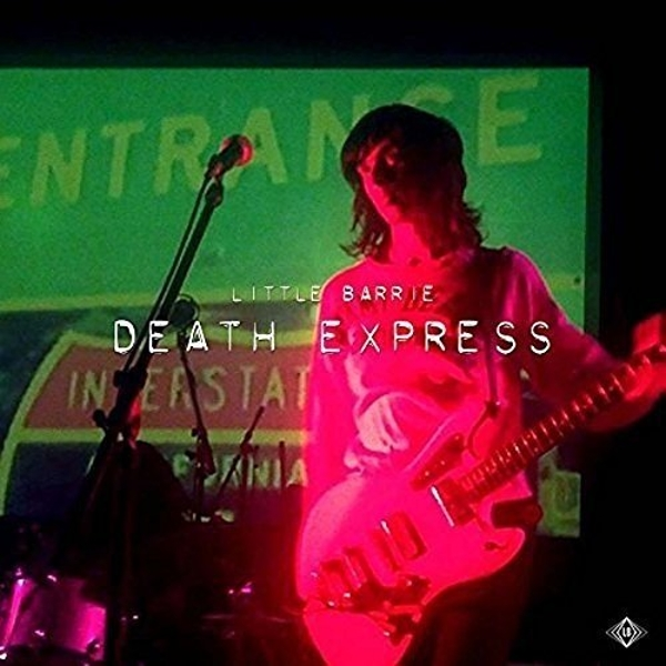Little Barrie - Death Express Vinyl
