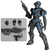 Halo Reach Lieutenant Commander Kat Figure