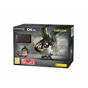 Monster Hunter 3 Ultimate Nintendo 3DS XL Console with Monster Hunter 3 Ultimate Game