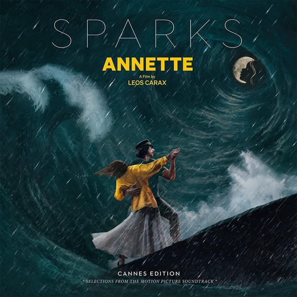 Sparks - Annette (Selections From The Motion Picture Soundtrack) Limited Edition Green Vinyl