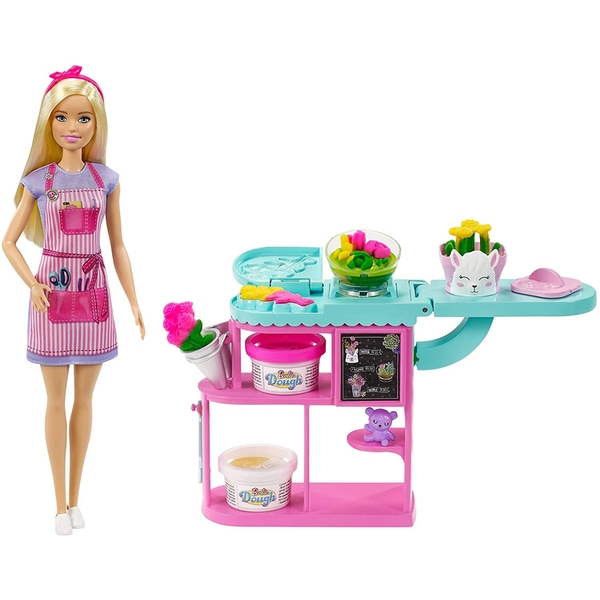 Barbie You Can be Anything Florist Playset