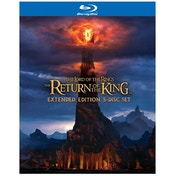 The Lord of the Rings: The Return of the King Extended Edition 5 Disc Set - Blu-ray