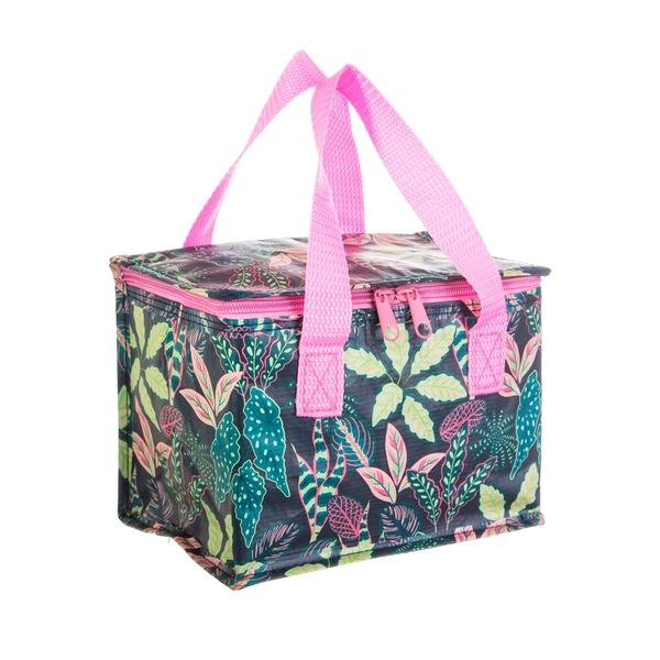 Sass & Belle Variegated Leaves Lunch bag