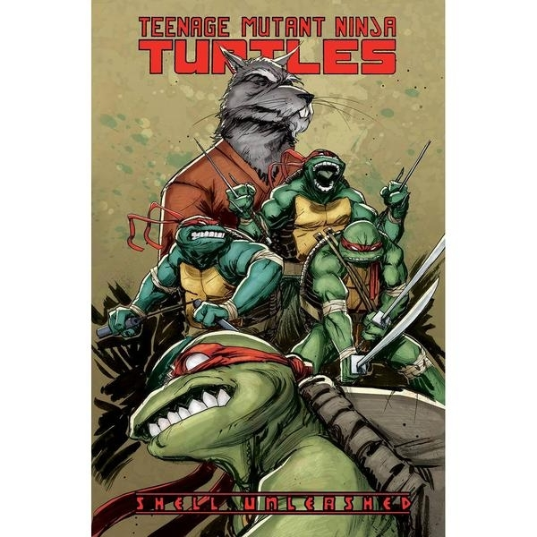 Teenage Mutant Ninja Turtles Volume 1