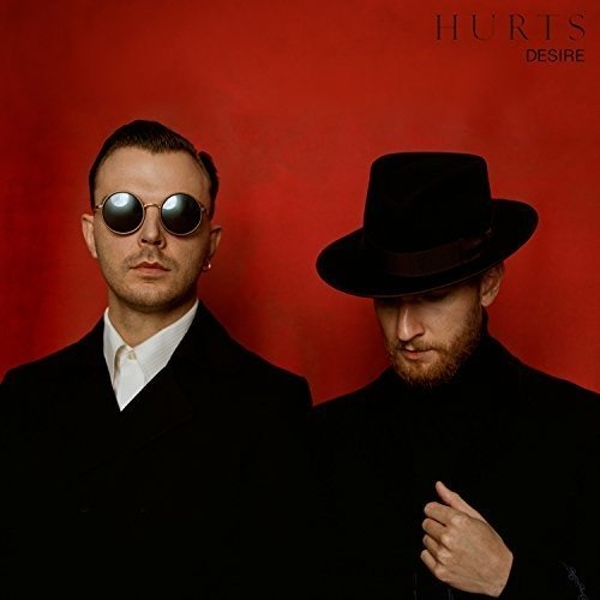 Hurts - Desire CD - Image 1