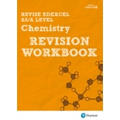 Revise Edexcel AS/A Level Chemistry Revision Workbook by Nigel Saunders (Paperback, 2016)