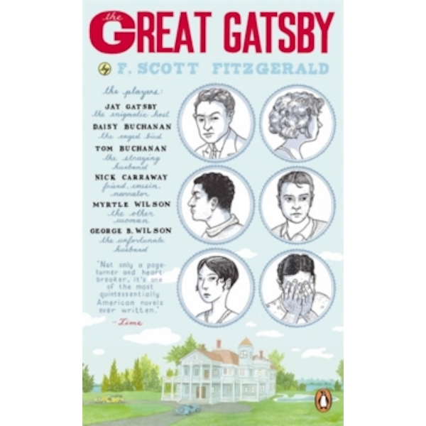 The Great Gatsby (Paperback, 2011)