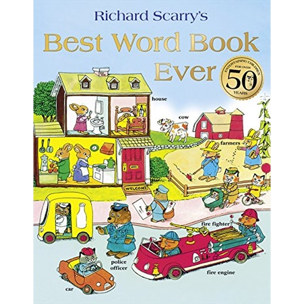 Best Word Book Ever Paperback - 29 Aug. 2013
