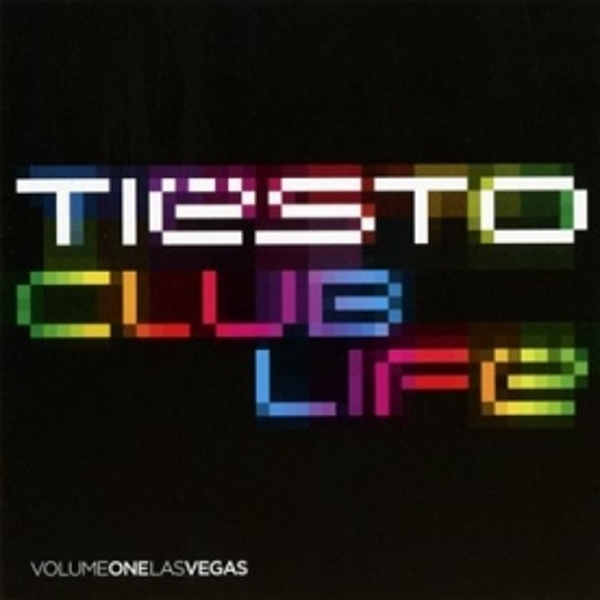 Tiesto - Club Life Volume One Las Vegas CD