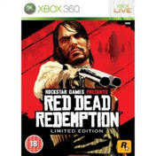 Red Dead Redemption Limited Edition Game Xbox 360