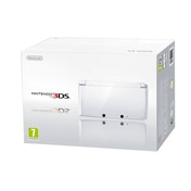 Nintendo Handheld Console in Ice White 3DS