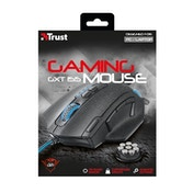 Trust 20411 GXT 155 USB 2.0 Black Gaming Mouse