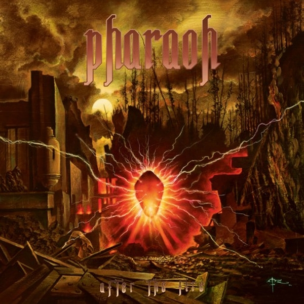 Pharaoh - After The Fire Vinyl