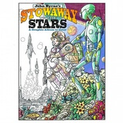 Stowaway To The Stars  A Graphic Album To Color