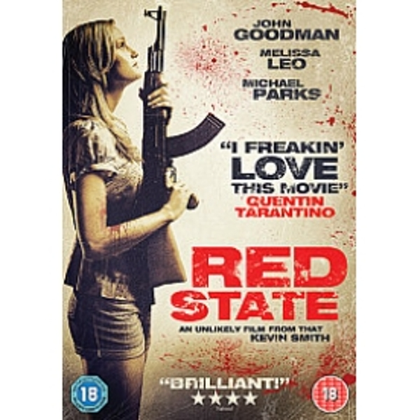 Red State DVD