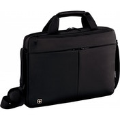Wenger Format 14inch Laptop Slimcase with Tablet Pocket Black