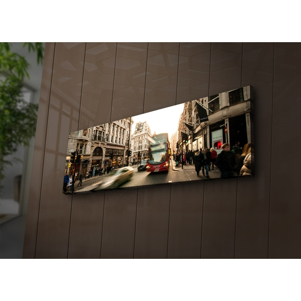 3090?ACT-68 Multicolor Decorative Led Lighted Canvas Painting