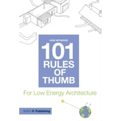 101 Rules of Thumb for Low Energy Architecture by Huw Heywood (Paperback, 2013)