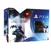 PlayStation 4 (500GB) Black Console with Killzone Shadow Fall