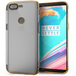 OnePlus 5T Shockproof Gel Case Gold - Image 2
