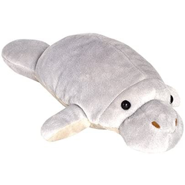 All About Nature Manatee 25cm Plush