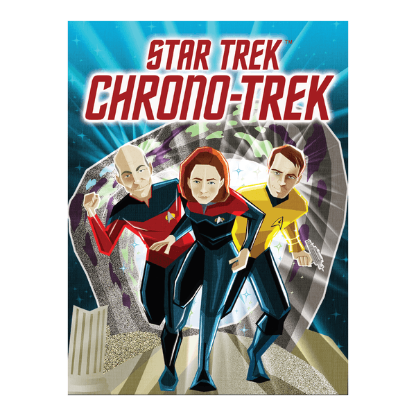 Star Trek Chrono-Trek Card Game