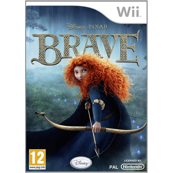 Disney Pixars Brave The Video Game Wii [Used]