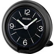 Seiko Travel alarm clock Black