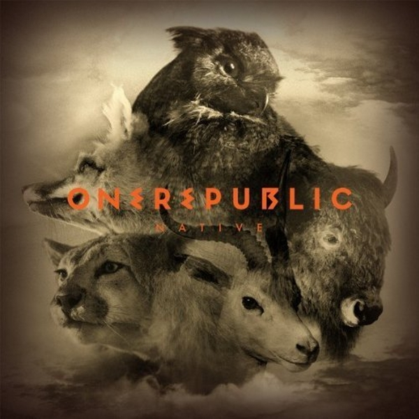 One Republic - Native CD