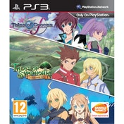 Tales Of Compilation (Tales of Graces F and Tales of Symphonia Chronicle) PS3 Game