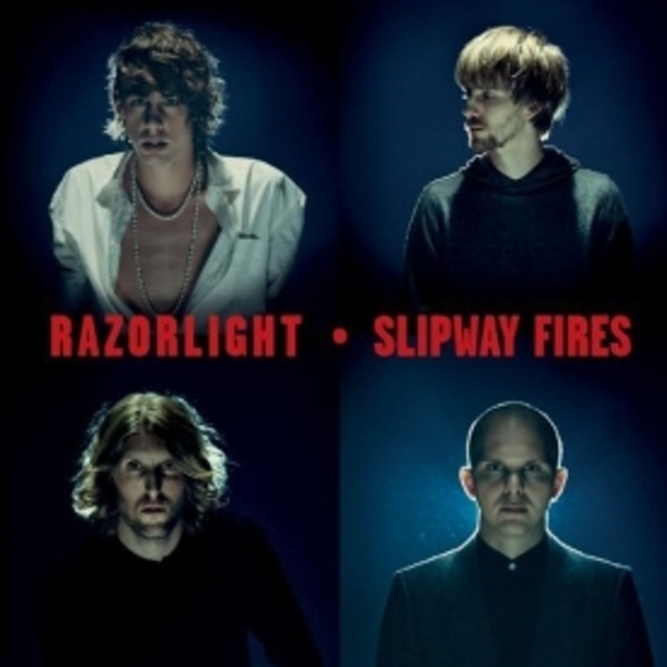 Razorlight Slipway Fires CD