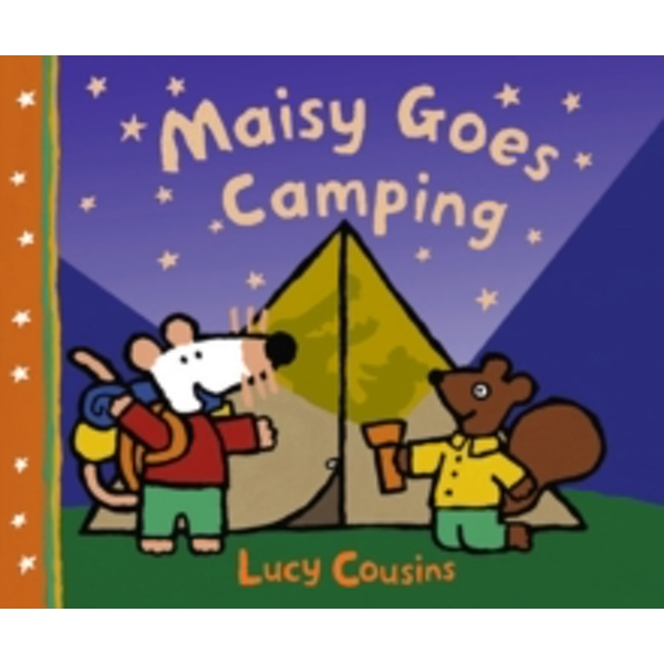 Maisy Goes Camping by Lucy Cousins (Paperback, 2005)