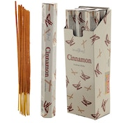 Cinnamon (Pack Of 6) Stamford Hex Incense Sticks