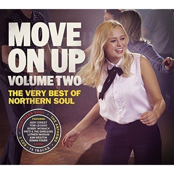 Move On Up Vol 2 The Very Best of Northern Soul CD