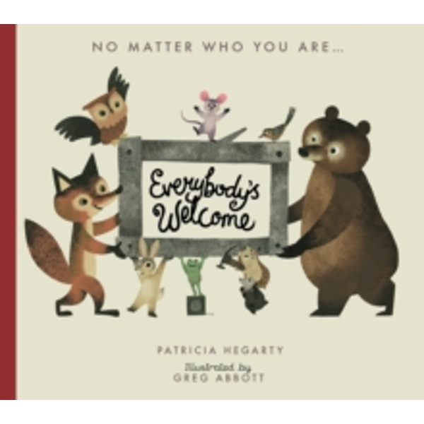Everybody's Welcome by Patricia Hegarty (Hardback, 2017)
