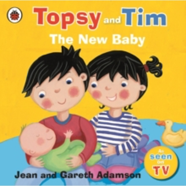Topsy and Tim: The New Baby by Jean Adamson (Paperback, 2009)