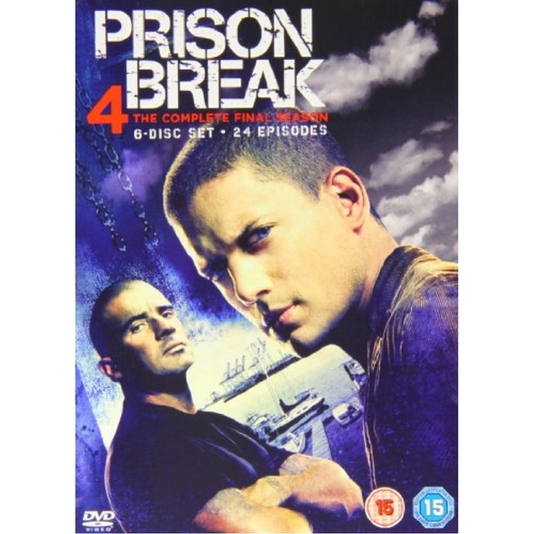 Prison Break Season 4 Dvd Ozgameshop Com