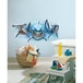(Damaged Packaging) Disney Pixar Finding Nemo Giant Sharks Wall Stickers Used - Like New - Image 2