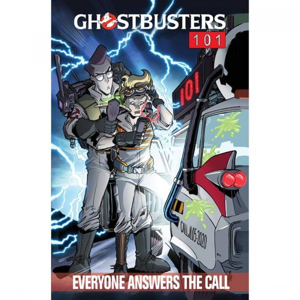 Ghostbusters 10  Everyone Answers The Call