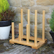 Bamboo Boot Rack | M&W - Image 2