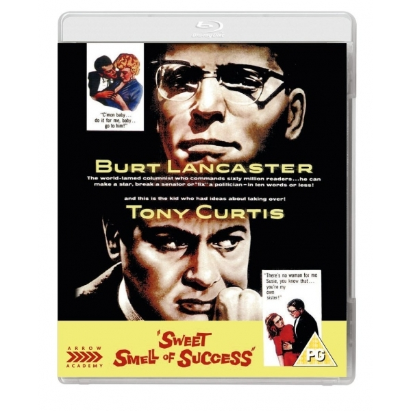 Sweet Smell of Success Blu Ray